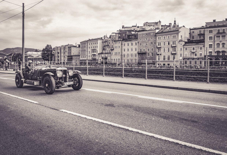 Oldtimer Salzburg